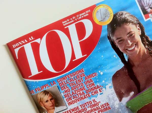 Copertina settimanale TOP